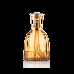 Lamparfum in vetro Ambra con ricarica